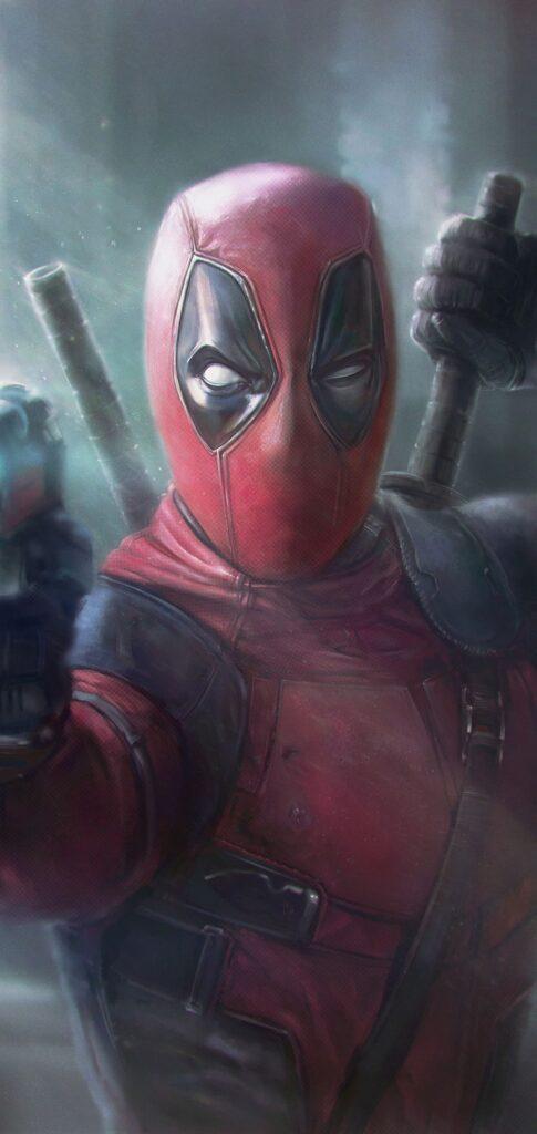 Deadpool Photos Download