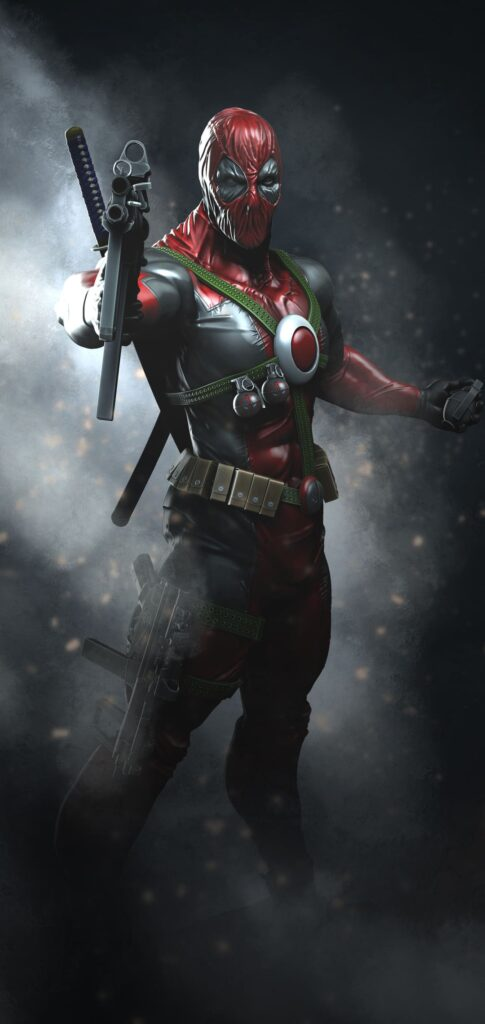 Deadpool Wallpaper For Android (1)