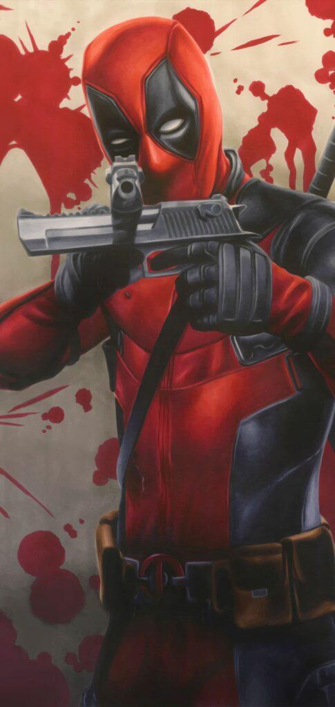 Deadpool Wallpaper For Mobile