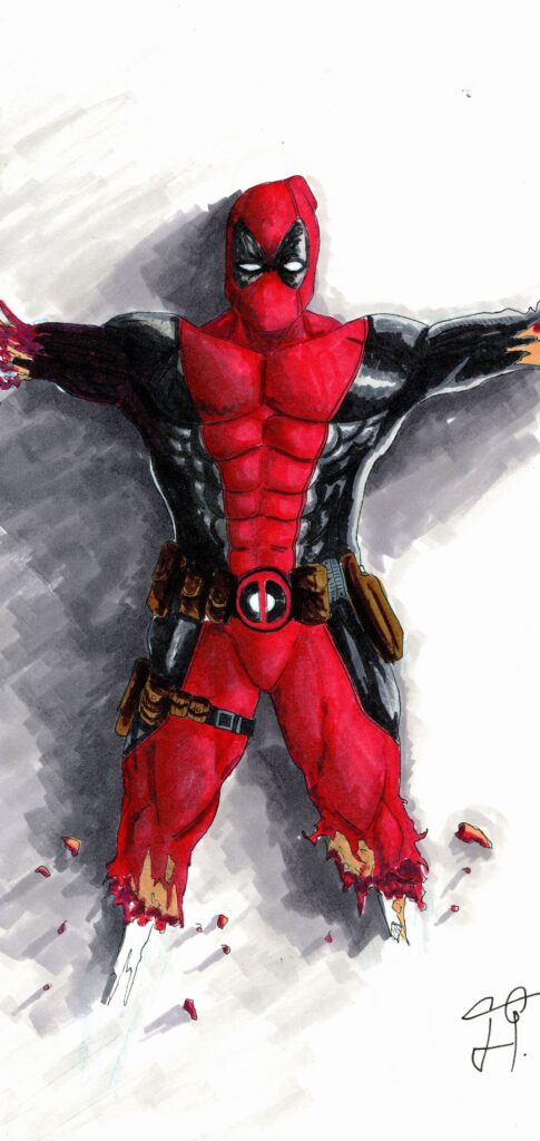 Deadpool Wallpapers For Hd