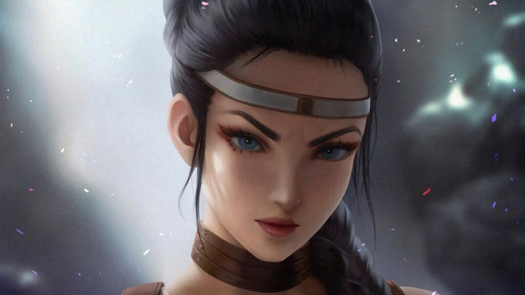 Fantasy Computer Background