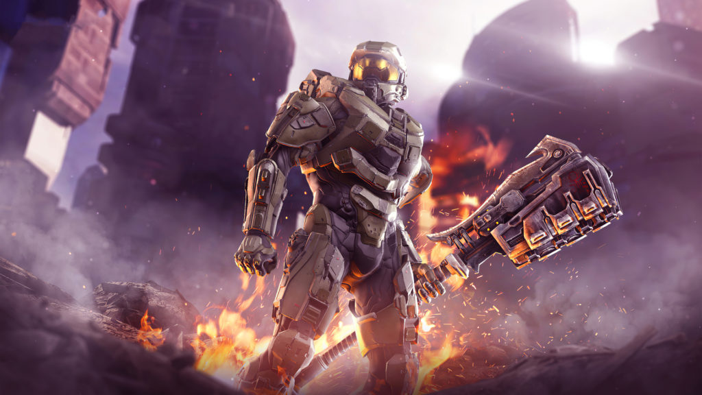Halo Laptop Wallpapers