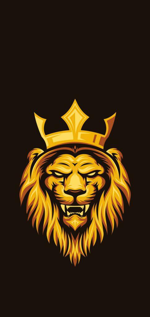 Lion Background 4k