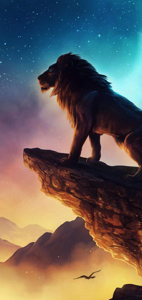 Lion Background Ultra Hd