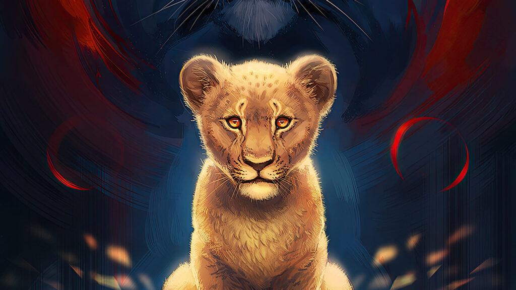 Lion Wallpaper For Laptop