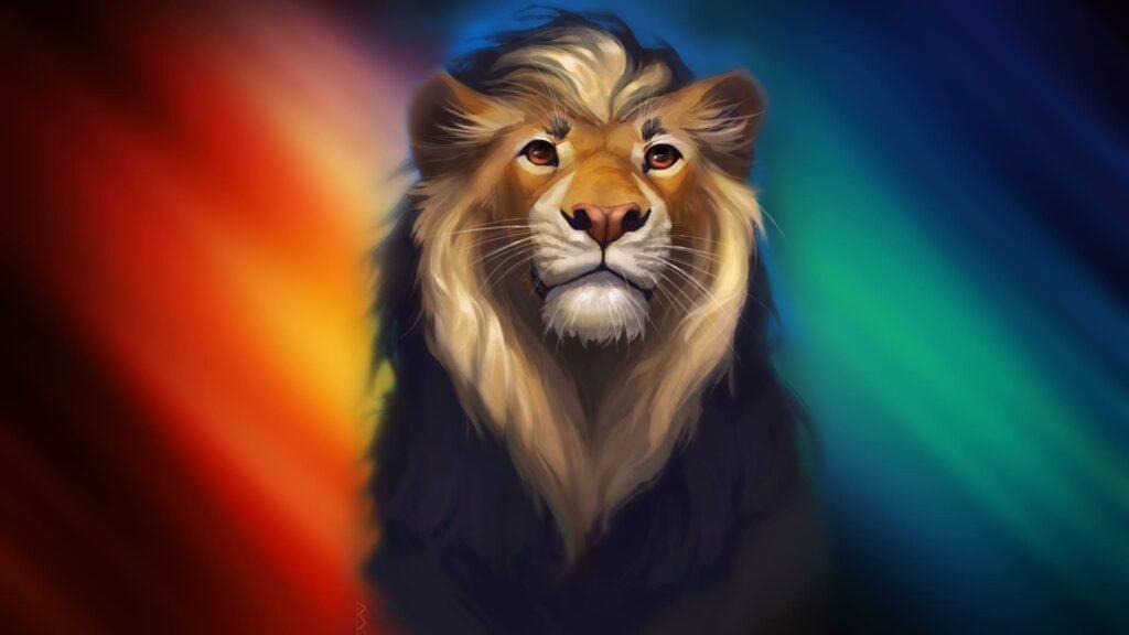 Lion Pc Wallpaper