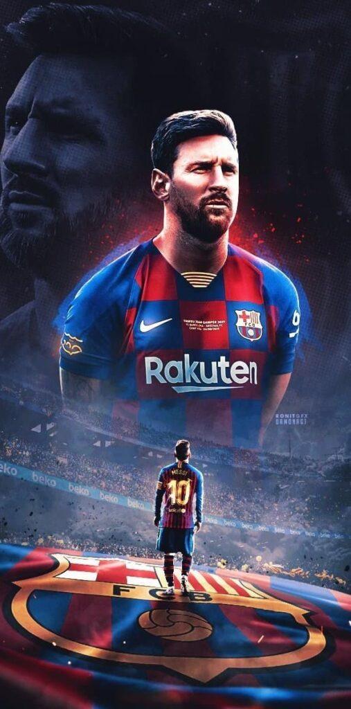 Lionel Messi Wallpaper Mobile 4k