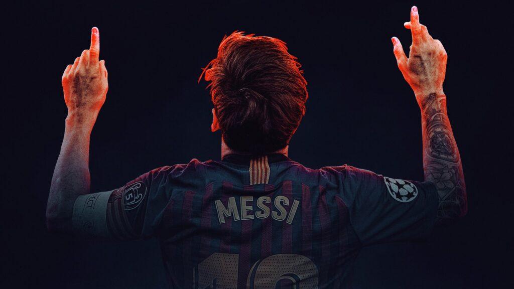 Messi Computer Wallpaper