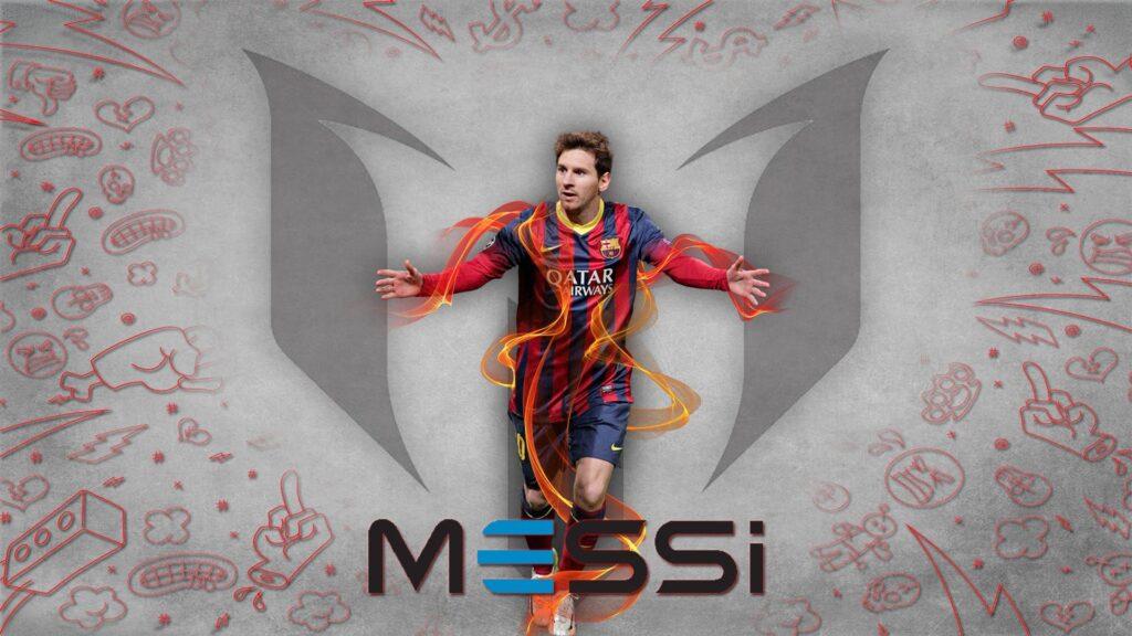 Messi Desktop Wallpaper