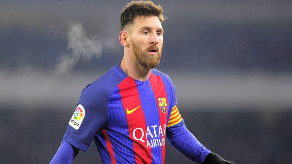 Messi Desktop Wallpaper (2)