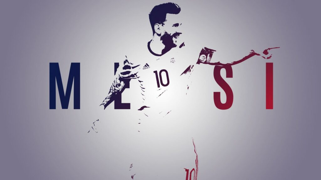 Messi Desktop Wallpaper Hd