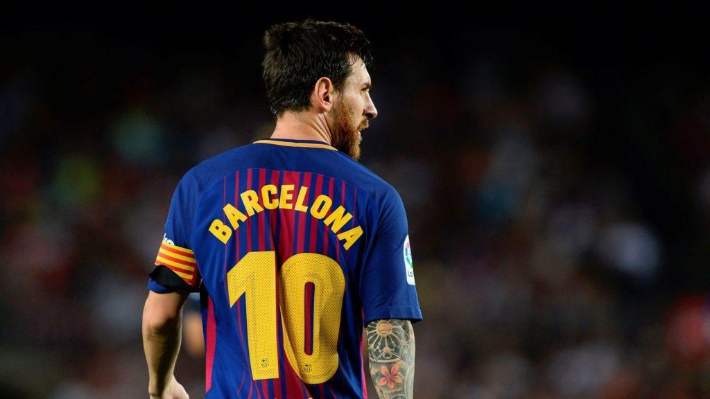 Messi Desktop Wallpapers