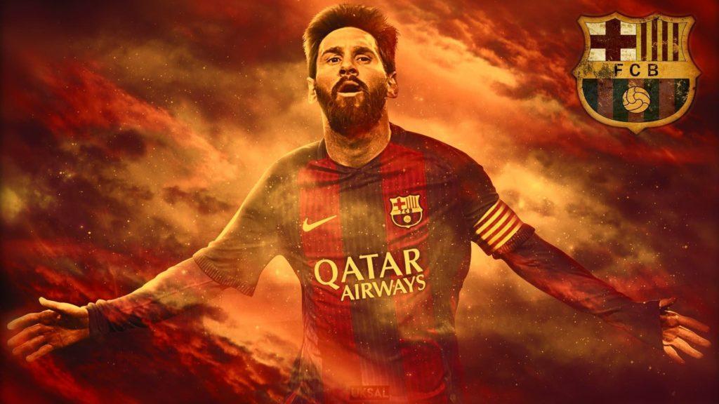 Messi Laptop Wallpaper