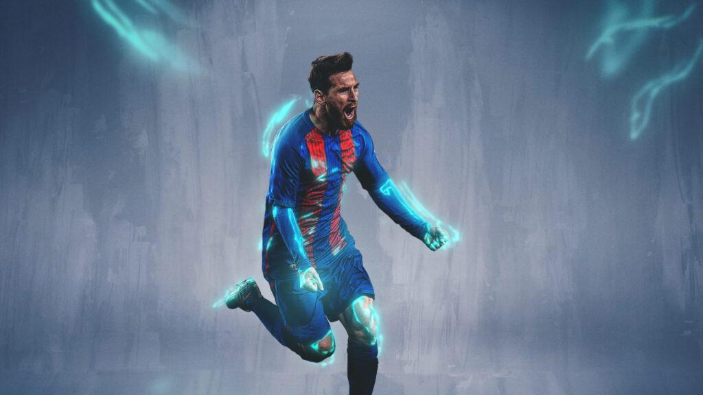 Messi Laptop Wallpaper Hd