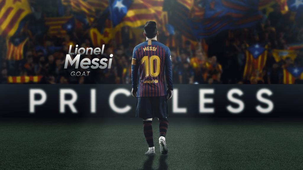 Messi Pc Wallpaper 4k