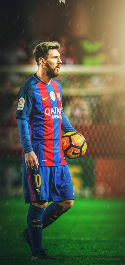 Messi Wallpaper 2020