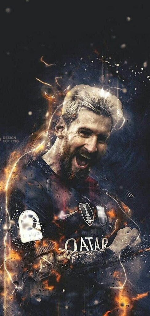 Messi Wallpaper Android 4k