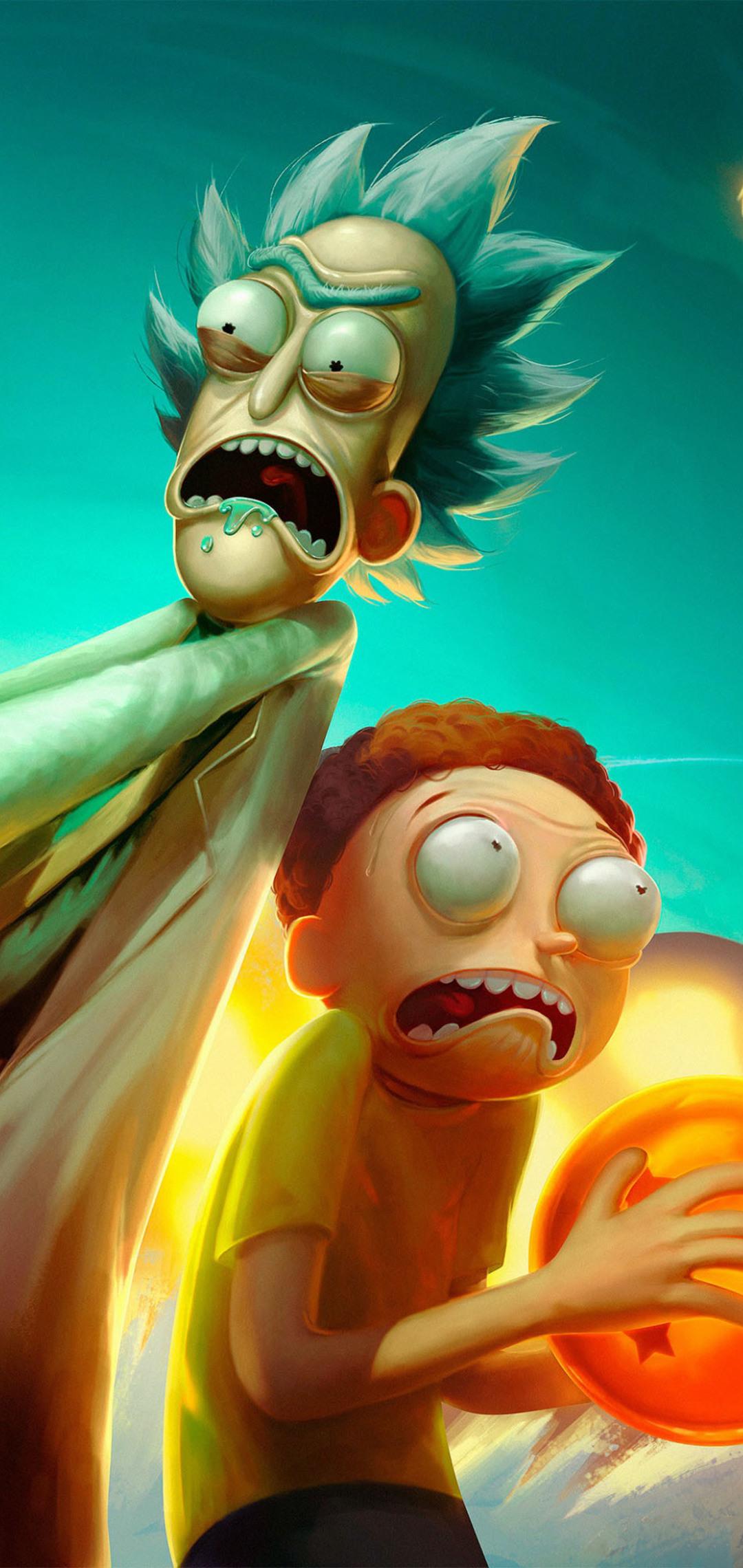 Rick And Morty Kinox