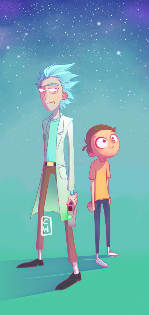 Rick And Morty Best Wallpaper