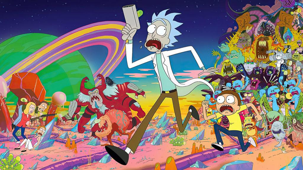 Rick And Morty Desktop Wallpaper