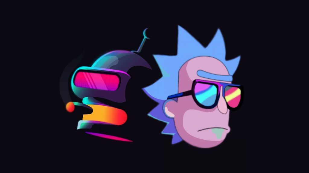 Rick And Morty Pc Wallpaper