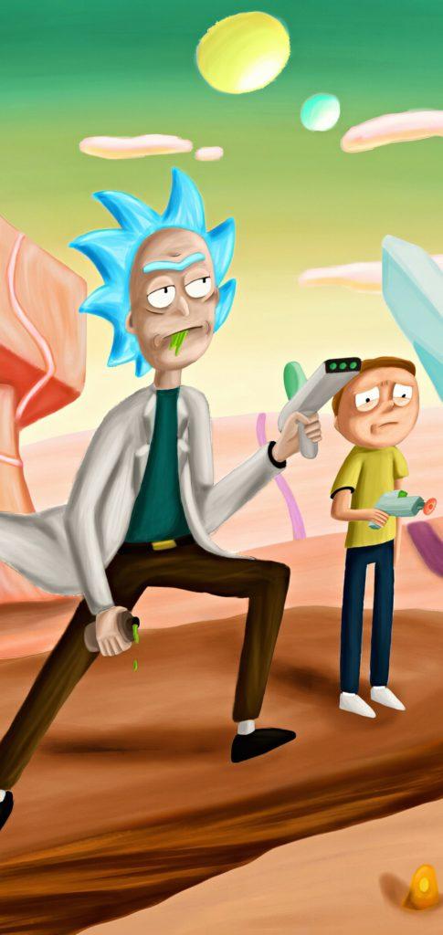 Rick And Morty Wallpaper