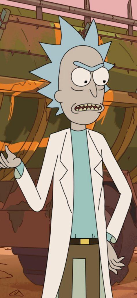 Rick And Morty Wallpaper Phone