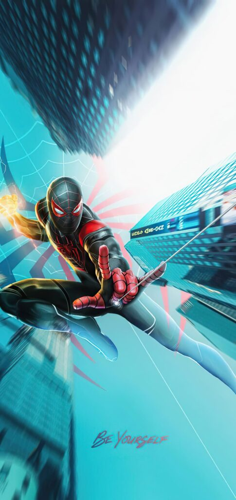 Spider Man Miles Morales Backgrounds