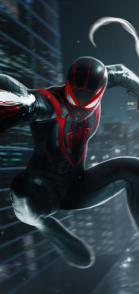 Spider Man Miles Morales Image