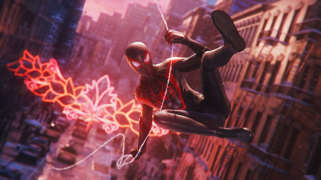 Spider Man Miles Morales Pc Background