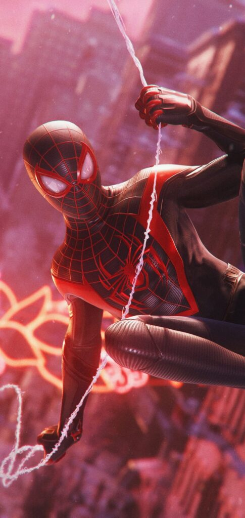 Spider Man Miles Morales Photo