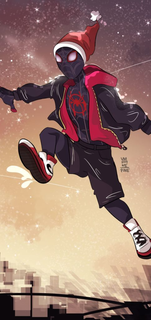 Spider Man Miles Morales Pic