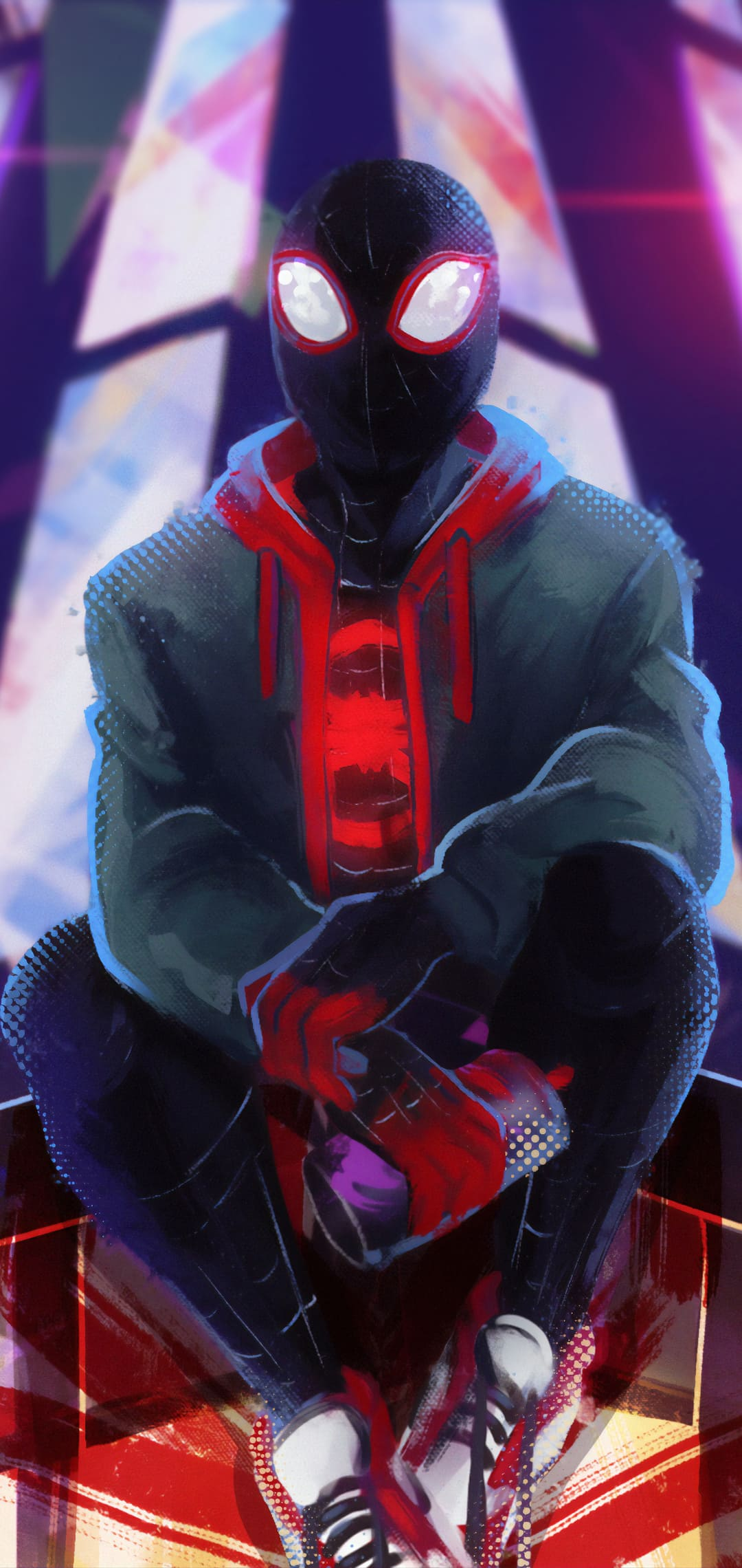 Spider Man Miles Morales Wallpapers - Top 4k Background ...