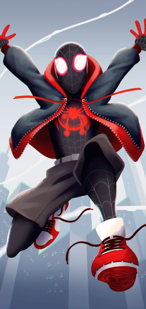 Spider Man Miles Morales Wallpapers Hd