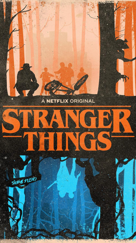 stranger things pictures 4k