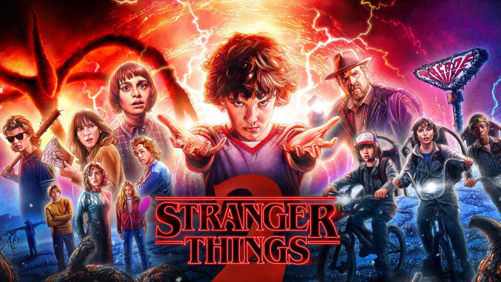 Stranger Things Wallpaper For Laptop