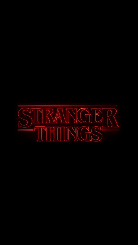 stranger things wallpapers hd