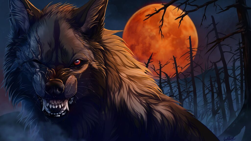 Wolf Wallpaper For Pc