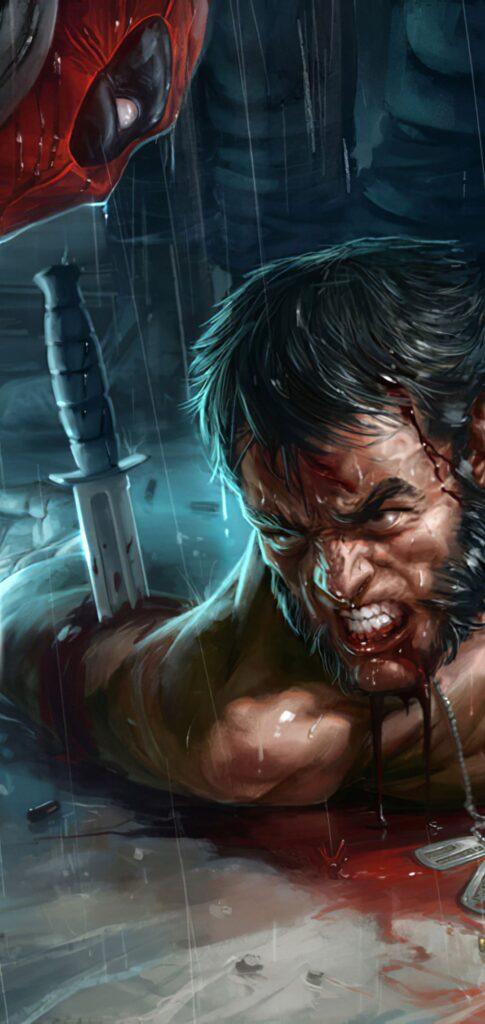 Wolverine Background