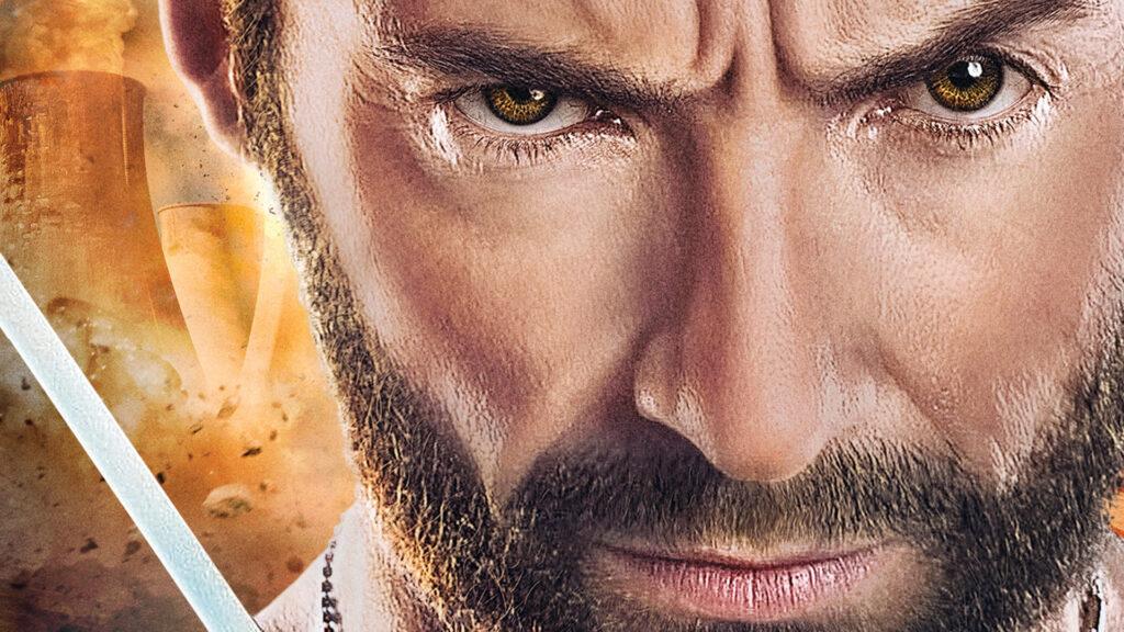 Wolverine Computer Background