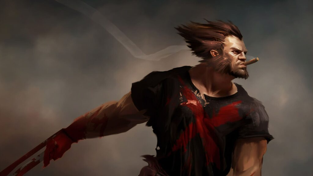 Wolverine Desktop Wallpapers