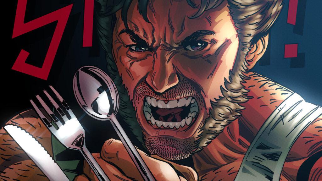 Wolverine Laptop Background