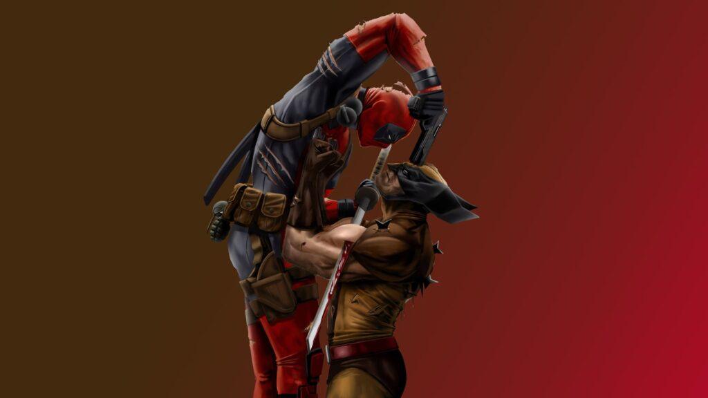 Wolverine Pc Background