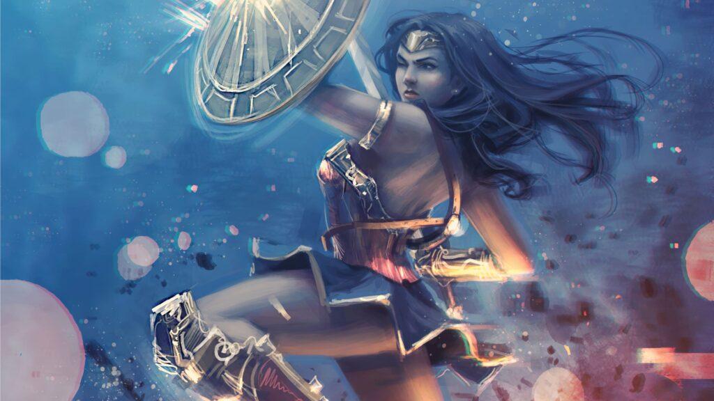 Wonder Woman Computer Backgrounds (2)