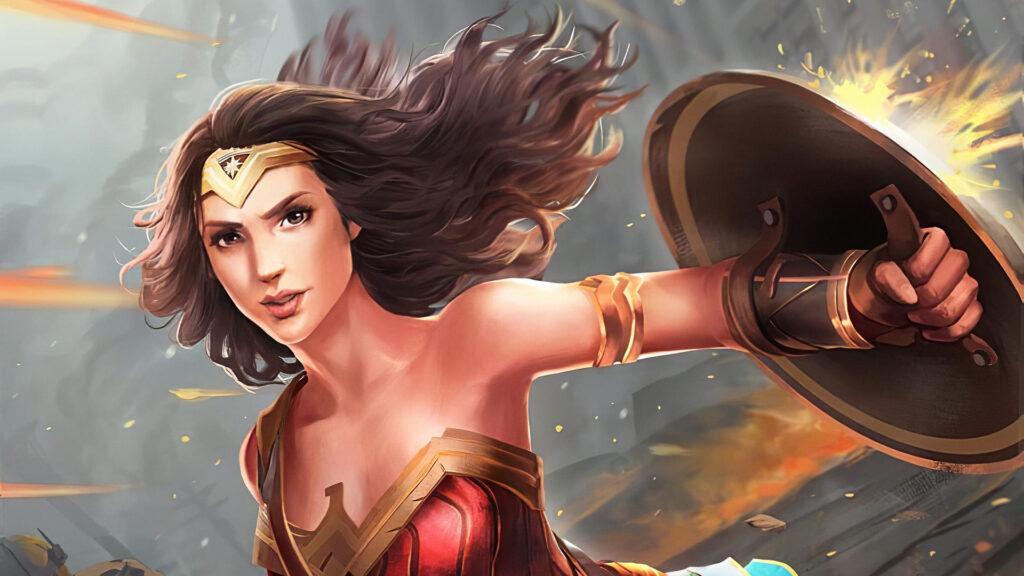 Wonder Woman Computer Wallpaper