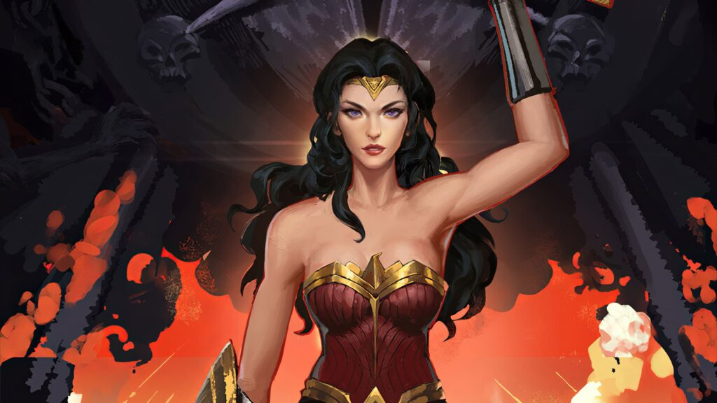 Wonder Woman Desktop Wallpaper