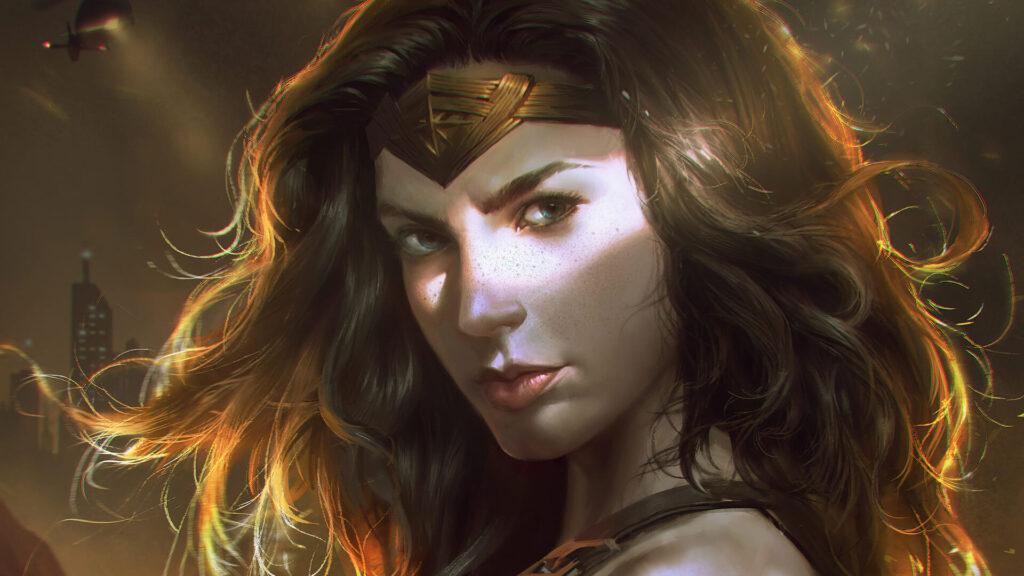 Wonder Woman Pc Backgrounds