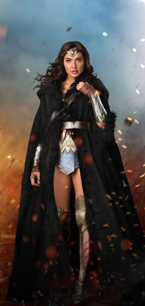Wonder Woman Pictures