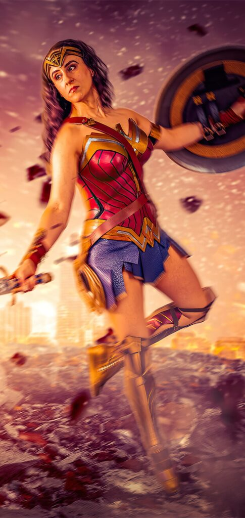Wonder Woman Wallpaper For Android
