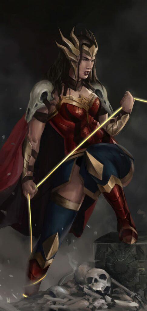 Wonder Woman Wallpaper For Mobile